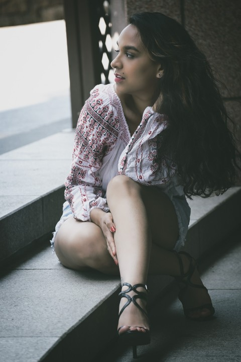 Ms. J – Street Shots…