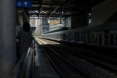 Subway in Seoul