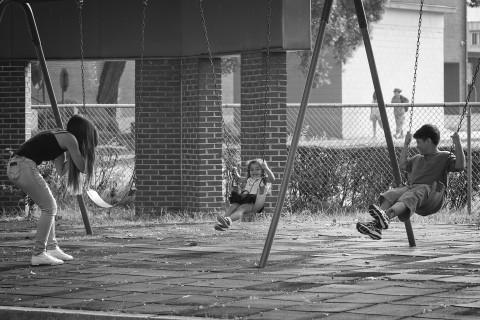 Family at Play….