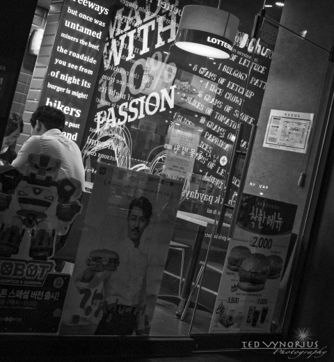 FUJI X100S at Night….