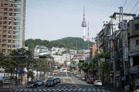 Another View of Namsan Tower