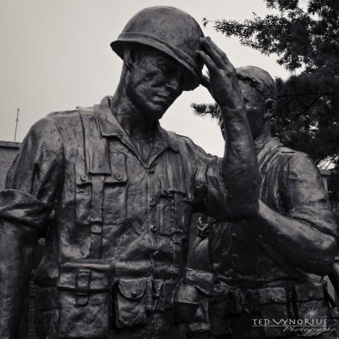 Veteran's Day Here in Seoul…