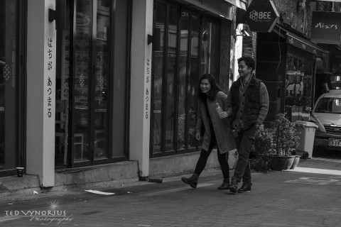 Street Shots on a Saturday Afternoon…